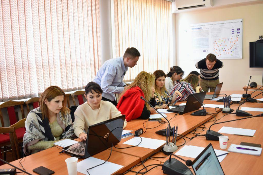 dLibra Workshop, Armenia, February 2019