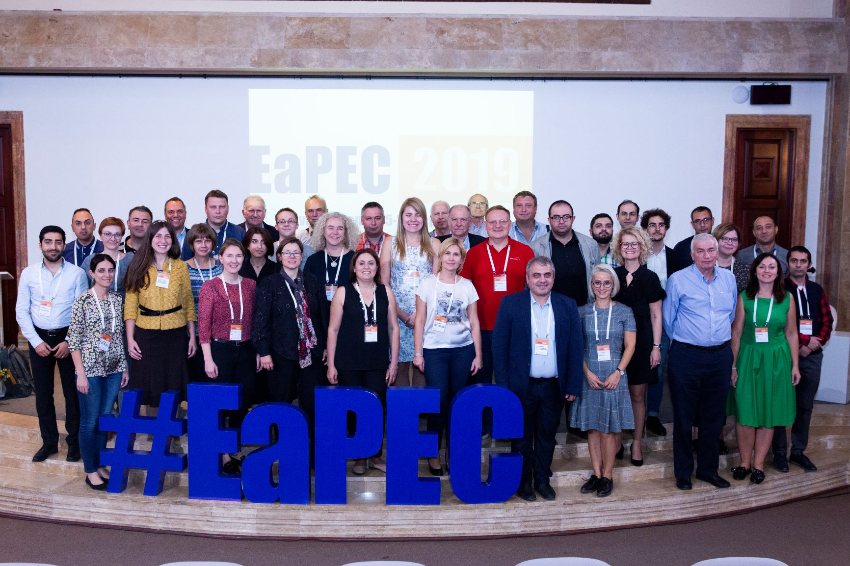 Read more about the article Ancient manuscripts, unique carpets and digital technology: warm memories of EaPEC 2019